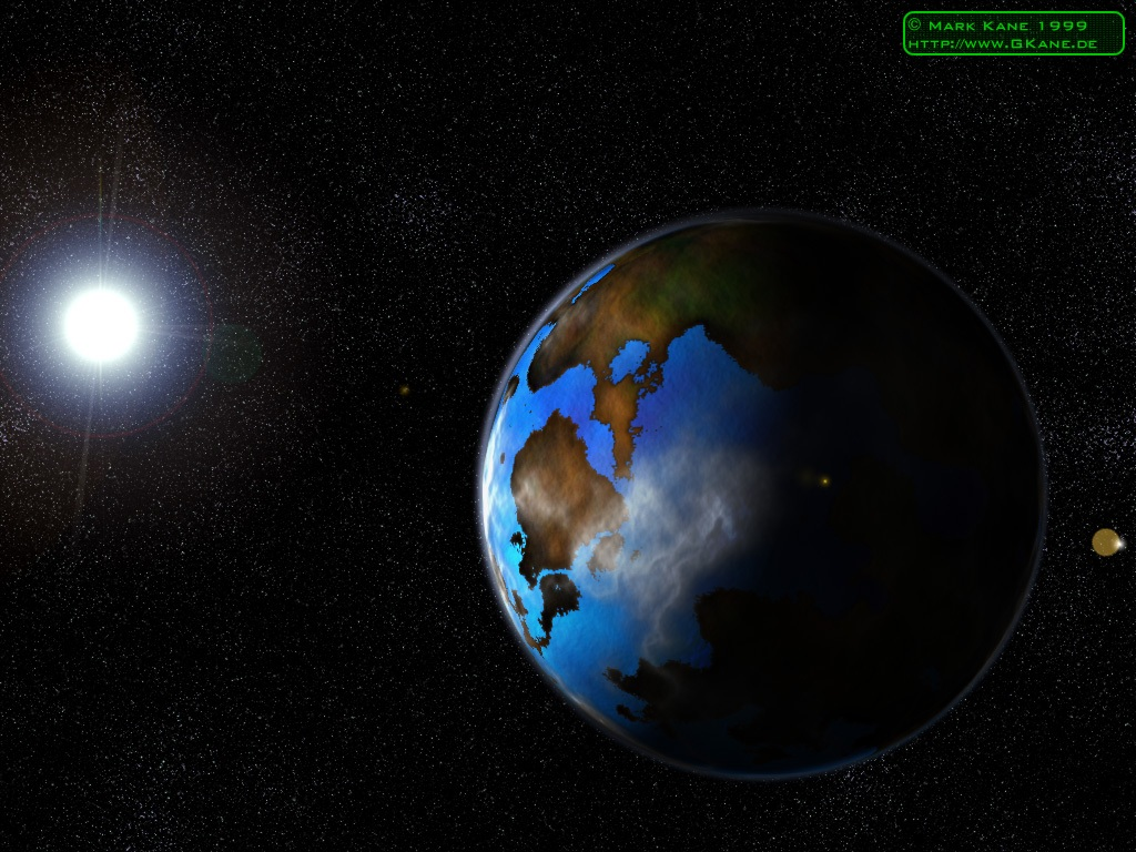 Sun And Planets 3d - Pics about space